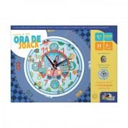 Puzzle cu ceas Noriel- Ora de joaca , Masinute