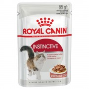 Pack % - Royal Canin sobres 24 x 85 g - Intense Beauty en gelatina