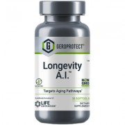 GEROPROTECT® Longevity AI™, 30 softgels