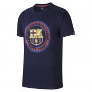 FC Barcelona Herren-T-Shirt - Blau