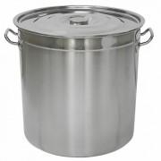 Казан SAPIR SP 1211 B50, 52 см, 107 литра, Неръждаема стомана