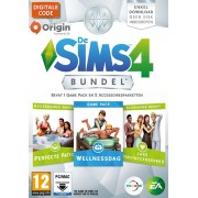 De Sims 4 Bundel Pakket 1 (Wellnessdag + 2 Acc.) Origin Game Download