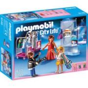 Playmobil Coffret Playmobil City Life : Photographe et Top Models