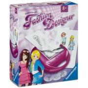 Set De Creatie - Fashion Designer. Pentru micii designeri.