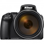 Nikon Coolpix P1000 Digital Cameras - Black