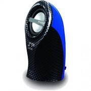 Boxa portabila SP102, 2W RMS, Negru/Albastru
