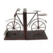 Opritor pentru carti - bicicleta din metal