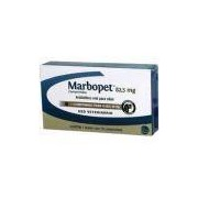 Antibiótico Marbopet 82,5mg Ceva Cães 30kg 10 Comprimidos
