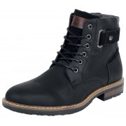 Refresh Black Boot Herren-Boot EU40, EU41, EU42, EU43, EU44, EU45 Herren