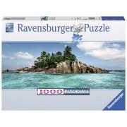 PUZZLE INSULA PRIVATA, 1000 PIESE - RAVENSBURGER (RVSPA19884)