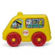 Baby And Toddler Musical School Bus And Driving Tunes - Take Along Toy