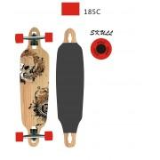 """Spartan sport longboard SKULL 38"""""""