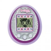 Tamagotchi Friends Digital Friend (Purple & Silver Gem)
