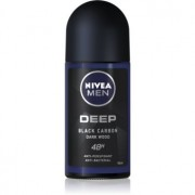 Nivea Men Deep antitranspirante roll-on 48h 50 ml
