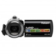 Видеокамера Rekam DVC-340 Black