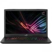 Лаптоп Asus GL703GM-EE049, Intel Core i7-8750H (up to 4.1 GHz, 9MB), 17.3 120Hz FHD (1920x1080) AG, 16GB DDR4 2666MHz, 1TB SSH, 90NR00G1-M00740