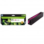 HP 971XL High Yield Magenta Original Ink Cartridge (CN627AE)