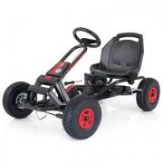 Kettler Go-Kart Barcelona Air T010500000 rosso