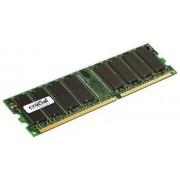 CRUCIAL - CT12864Z40B - MÉMOIRE RAM - 1 GO - DDR - 400 MHZ (PC3200) - CL3 - UNBUFFERED UDIMM 184PIN