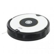 Прахосмукачка IRobot Roomba 605, робот, безжична, до 120 мин. работа, за площ до 90 кв.м., AeroVac Филтър, бяла