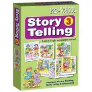 Tingoking Learning and Educational 0903 Story Telling Step-by-Step - 3 (8 Steps)