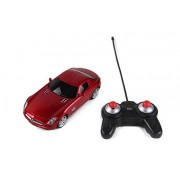 Remote Control 1:24 Officially Licensed Sport Car Red Mercedez Benz