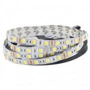 LED szalag , 5050 , 60 led/m , 14,4 Watt/m , állítható fehér színárnyalat , CCT