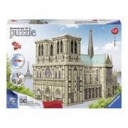 RAVENSBURGER IBÉRICA Ravensburger - Puzzle 3D Notre Dame