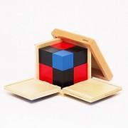 ?Monte Kids? Montessori Teaching Tool - Binomial Equation - Montessori Educational Toy Teaching Tools Early Childhood Education Monte Kids Real Teaching Materials Math Toys - Binomial Equation