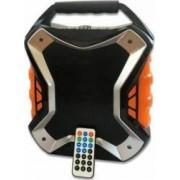 Boxa Portabila Orion OPBS-1766 Bluetooth USB Radio FM AUX Microfon Neagra