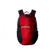 The North Face Surge Backpack Rage Red RipstopTNF Black