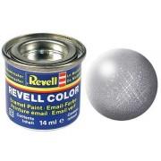 Steel, metallic 14 ml Revell RV32191