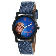 RIDIQA Analog Blue Dial Kids Watch-RD-031