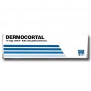Dermocortal Crema, tubo da 20gr 0,5% idrocortisone