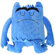 Flamboyant Peluche el Monstruo de Colores. Azul. Tristeza