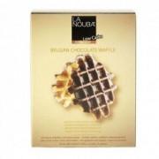 LaNouba Waffles Belgas com Chocolate Low Carb 180 g