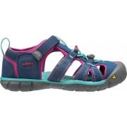 Keen Seacamp II Cnx - sandali trekking - bambini - Blue