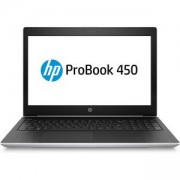 Лаптоп HP ProBook 450 G5, Core i5-8250U(1.6Ghz, up to 3.4GH/6MB/4C), 15.6 инча FHD UWVA AG, 8GB 2400Mhz 1DIMM, 256GB PCIe SSD, 2RS07EA