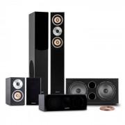 Auna Linie-501-WN 5.1 Sistema de sonido home cinema 600W RMS (PL-24-27-30-33-608)