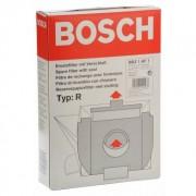 BSH Dammsugarpåsar syntetfiber TYP R BBZ1AF1 5 st+mikrofilter 460652 Replace: N/A
