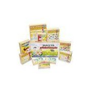 Maleta Alfabetização 10 Jogos Educativos Em Mdf 1108 Carlu