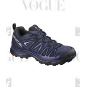 Salomon X Ultra 3 Prime Hiking & Trekking Shoes For Women(Blue)
