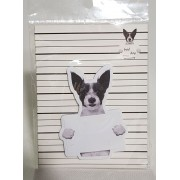 Postite Decorado Bad Dog - Modelo A