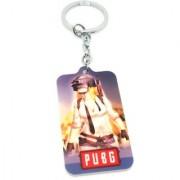 Trunkin Cool New PUBG Character Girl Model 2 Fiber Keychain