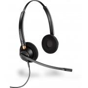 Plantronics Encorepro Hw520 Cuffie con Microfono Nero
