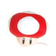 Super Mario-svamp i rött- mjukisdjur