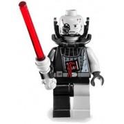 LEGO Star Wars LOOSE Mini Figure Battle Damaged Darth Vader with Red Lightsaber (Force Unleashed)