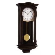 Kyvadlové skříňové rádiem řízené dřevěné hodiny JVD NR2219/23