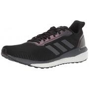 Adidas Men's Solar Drive 19 Running Shoe, Black/Grey/White, 12 M US