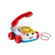 Fischer Aktivitetsleksak, leksakstelefon med ljud
